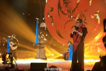 中国好歌曲3月13日总决赛谁是冠军:刘欢杭盖合