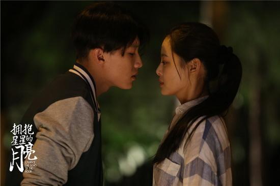 爱情励志剧《拥抱星星的月亮》目前正在深圳卫视