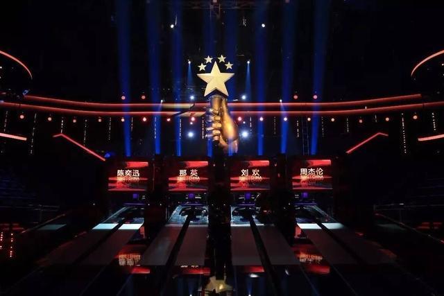 中国新歌声第二季首播收视率多少 华少强势回