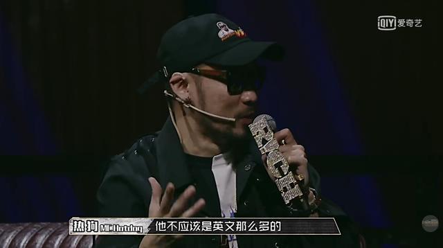 中国有嘻哈欧阳靖被淘汰因为英文太多?孙八一遭淘汰太图片