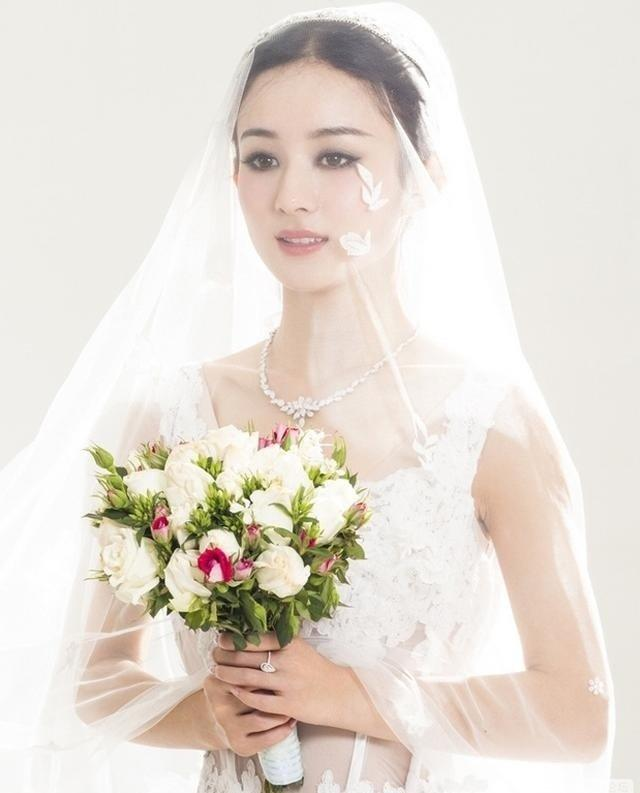 赵丽颖林更新婚纱照花絮曝光 最后一张林更新你手往哪里放?图片