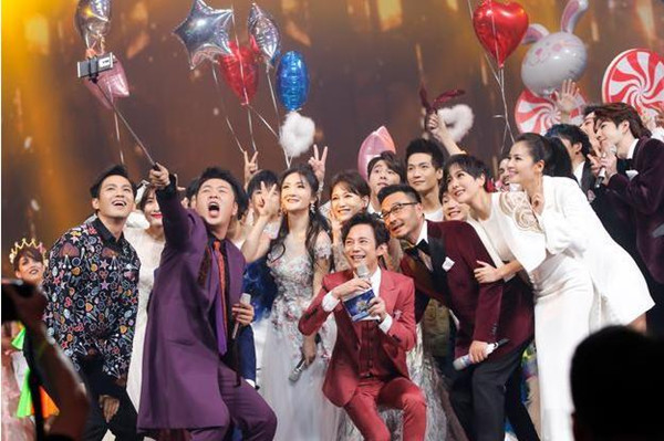 回忆2017娱乐圈10大最劲爆事件,你都看了哪些?