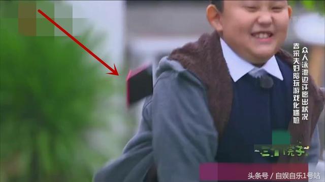 节目突发意外,陈小春暖心救援,网友却被素人这个细节圈粉了!