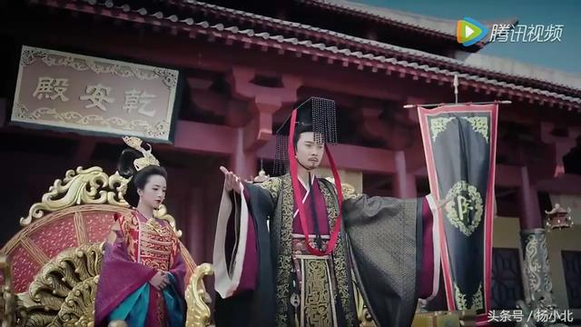 《独孤天下》大结局!杨坚和伽罗黑化,与自己的亲外孙抢皇位