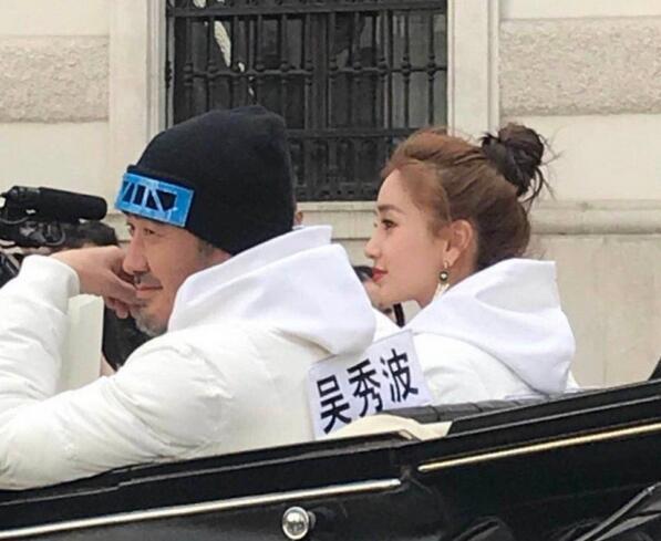奔跑吧兄弟6第二期情侣特辑嘉宾曝光 鹿晗组合蓝盈莹,吴秀波代班