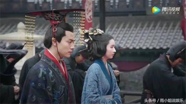 《三国机密》大结局:曹节成为了皇后,可是陪伴在刘平身旁却是她