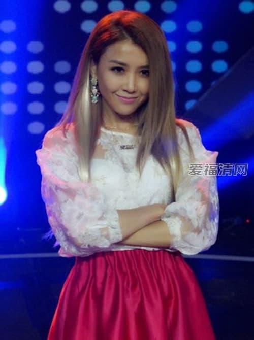 女歌手王蓉