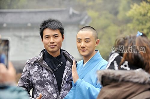 少林寺传奇藏经阁演员表图片