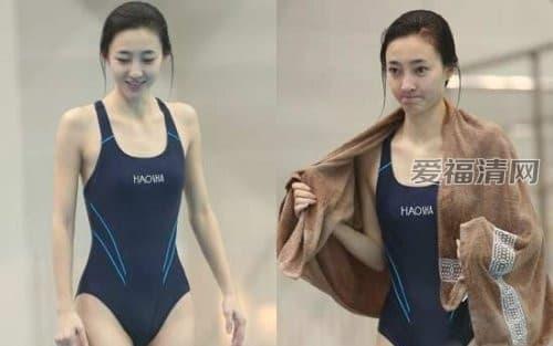 王丽坤跳水露卫生巾 王丽坤个人资料年龄