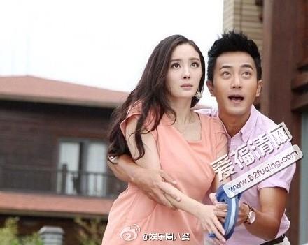 """剧杨幂的粉丝称她是一个叫""""娱老婆""""的圈内揭秘人,而李易峰的粉丝表示图片"""