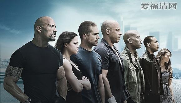 电影 速度与激情7 总票房多少 首映当天票房近4亿