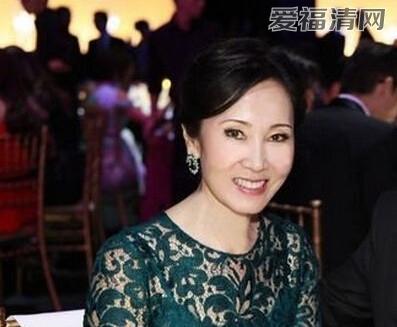 生活中的另一个身份——万达集团董事长王健林的太太图片