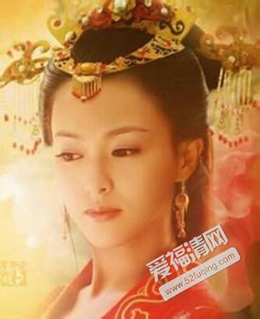 锦绣未女角李未定妆曝光