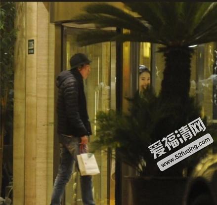 林更新搂新女友现身酒店 揭秘林更新引发的fb两岸表情图片