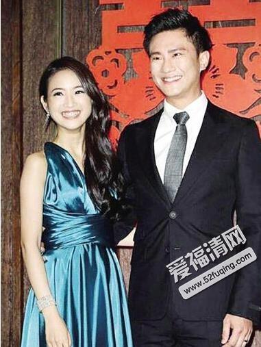 冯绍峰和林依晨是什么关系 林依晨的现任老公是谁叫什么名