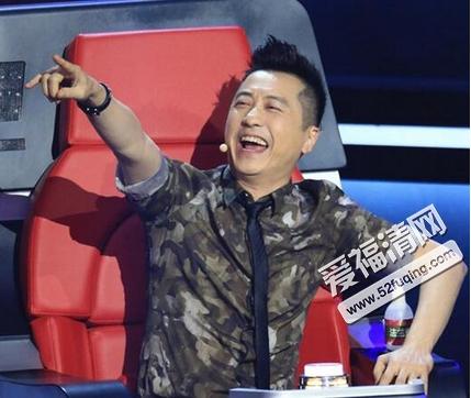 中国新歌声哈林图片