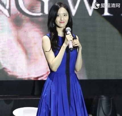 近日,林允儿在台湾宣传新剧,现场用中文唱了周杰伦的《简单爱》,流利图片