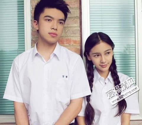 杨颖的弟弟杨帆照片曝光 杨颖的微博号是多少
