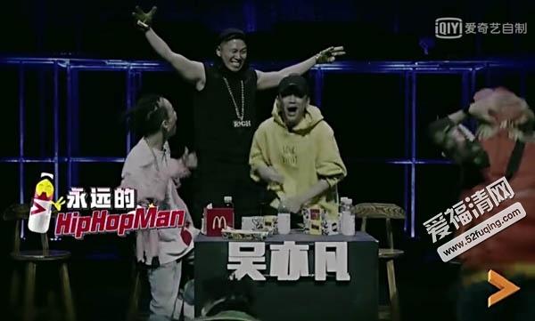 中国有嘻哈欧阳靖被淘汰时的背景音乐是什么欧阳靖淘汰回顾短片的