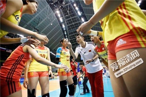 2017年9月8日女排大冠军杯中国女排vs韩国女排全场录像视频回放