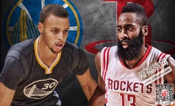 2018年1月21日NBA火箭vs勇士视频直播地址 勇士对火箭网络观看入口