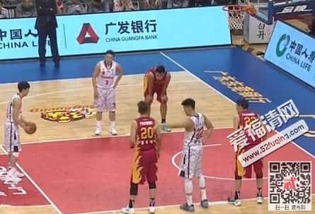 2018年2月9日CBA广州vs辽宁录像视频回放 广州120-112战胜辽宁