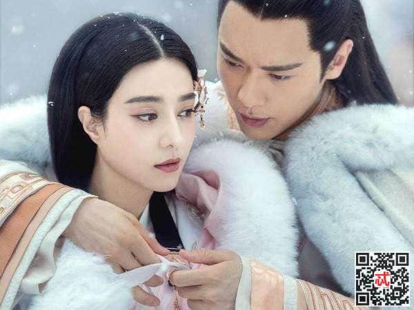 《巴清传》重拍李晨进组剧照曝光 李晨将替代高云翔出演男主