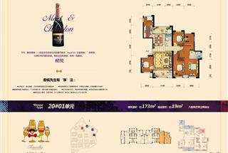 6室2厅2卫  173平米