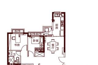 4室2厅2卫  160平米