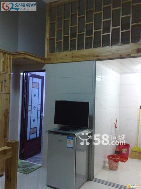 全新精装修单身公寓_出租房_房产频道_爱福清网