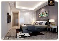 【福清装修案例|元创设计】福清中恒首府17#楼现代简约设计