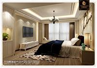 【福清装修案例|元创设计】福清中联城3#楼新中式设计