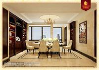 【福清装修案例|元创设计】福清中联城20#楼欧式设计