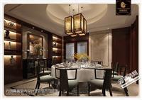 【福清装修案例|元创设计】福清小北别墅中式风格设计