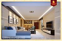 【福清装修案例/元创设计施工案例】福清中联城9#现代简约设计