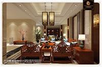 【福清装修案例|元创设计】沙县别墅设计中式设计