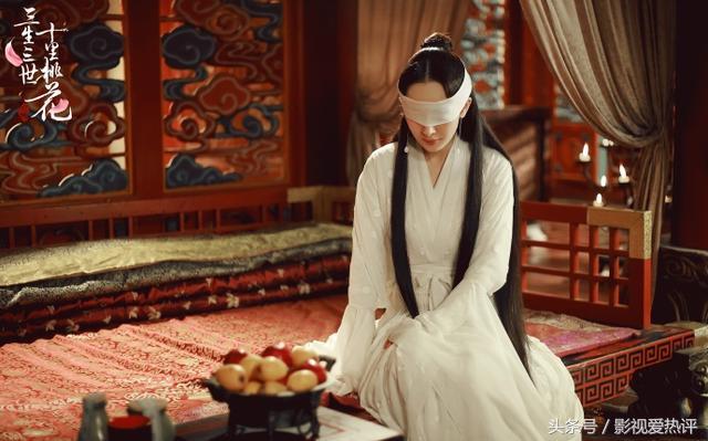 《三生三世十里桃花》:赵又廷的哭戏太出彩,怪不得杨幂会这么说