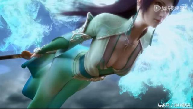 斗破苍穹:九张图告诉你萧炎为什么背着小医仙和云韵在一起!