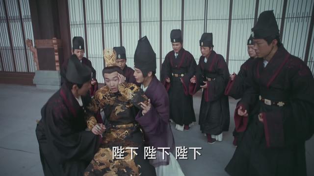 「凤囚凰」《凤囚凰》霍璇成全民通缉犯,与顾欢出逃平城