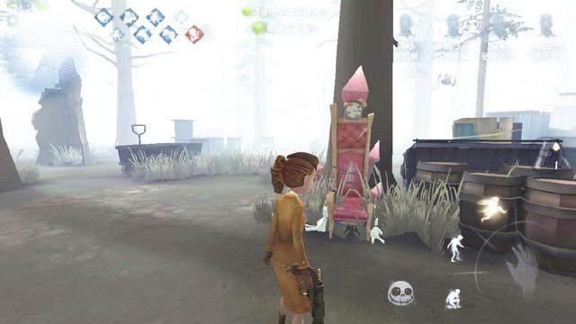 第五人格:玩家无意中发现了隐藏彩蛋,然后看到不对劲撒腿就跑!