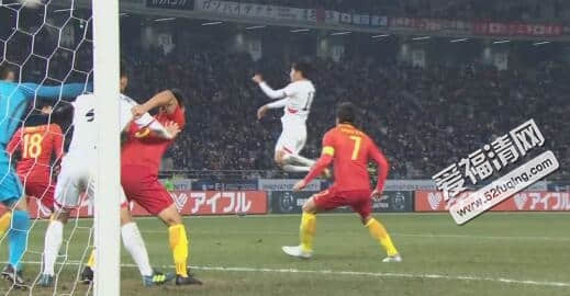 2017年12月16日东亚杯中国男足vs朝鲜录像全场视频回放 国足1-1朝鲜获第三