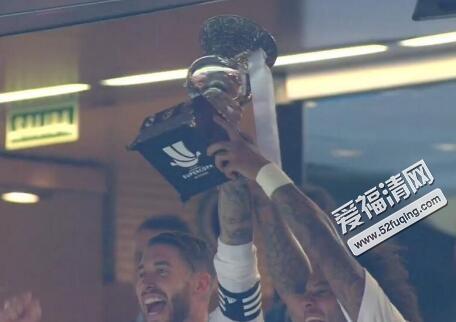 2017年8月17日西甲超级杯皇马vs巴萨第2回合录像视频回放 皇马2:0巴萨总比分5-1夺冠
