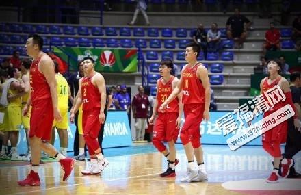 2017年8月19日男篮亚洲杯中国男篮vs约旦全场录像视频回放