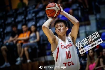 2017年8月19日男篮亚洲杯中国男篮vs约旦视频直播地址网络观看入口