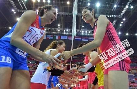 2017年8月6日世界女排大奖赛季军争夺战中国女排vs塞尔维亚视频直播地址
