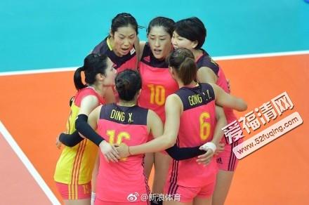 2017年8月4日世界女排大奖赛总决赛中国女排vs塞尔维亚全场录像视频回放