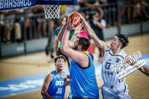 2017年9月26日男篮亚冠杯新疆vs阿尔利雅得全场录像视频回放