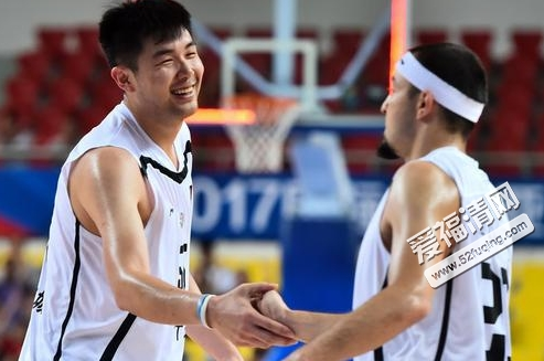 2017年9月28日男篮亚冠杯新疆vs菲律宾全场录像视频回放