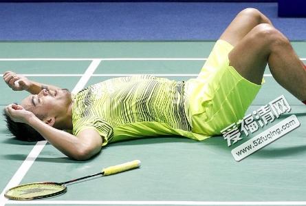 2017年9月8日全运会羽毛球男单决赛林丹vs石宇奇全场录像视频回放 林丹轻松夺冠