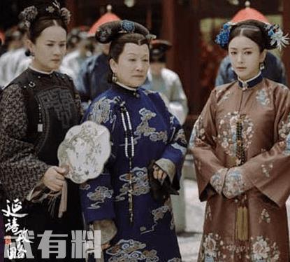延禧攻略昭华公主的扮演者是谁 演员王鹤润个人资料介绍演过哪些电视剧
